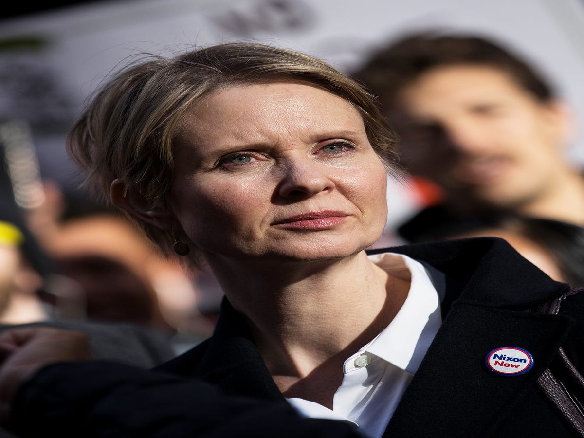Why Didn t Cynthia Nixon & Andrew Cuomo Talk About Sexual Harassment In The Debate?