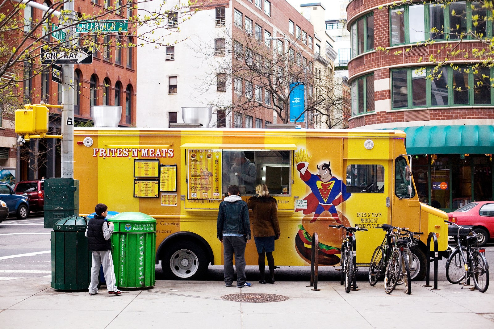 Nyc Food Trucks Best Gourmet New York Vendors