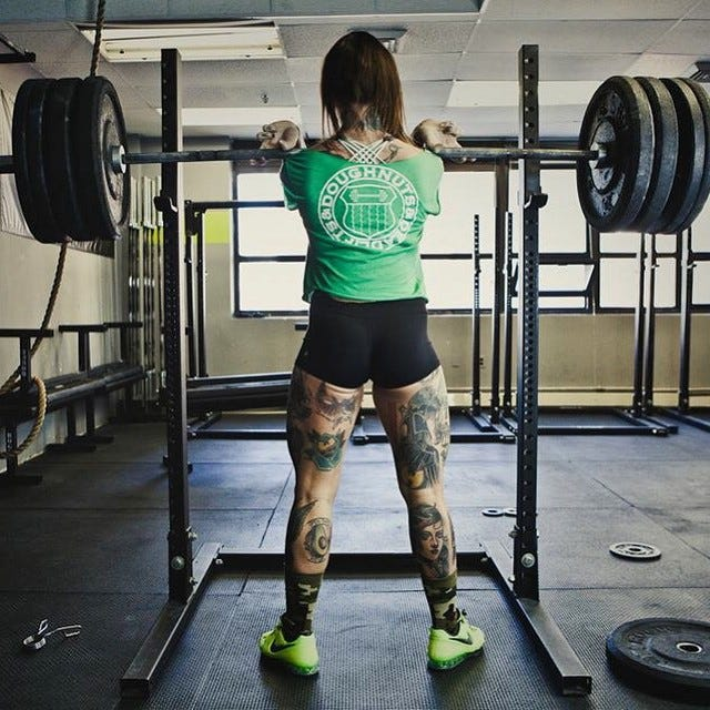 Sexy women weightlifters ass pics 505