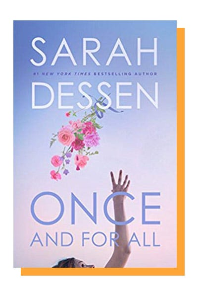 Sarah Dessen Talks New Book And Changing YA Landscape