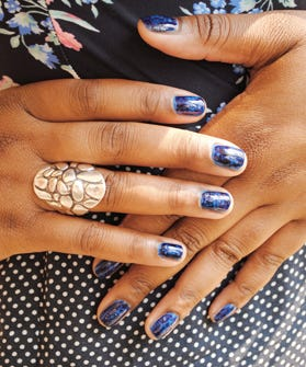 Manicures For Work - Easy Nail Manicure Ideas