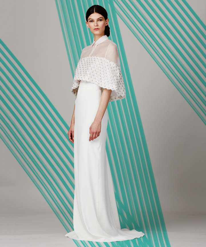 Wedding Dresses, Bridal Fashion Week, Carolina Herrera