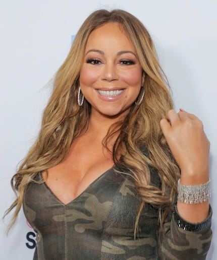mariah carey cost of being her day in the life