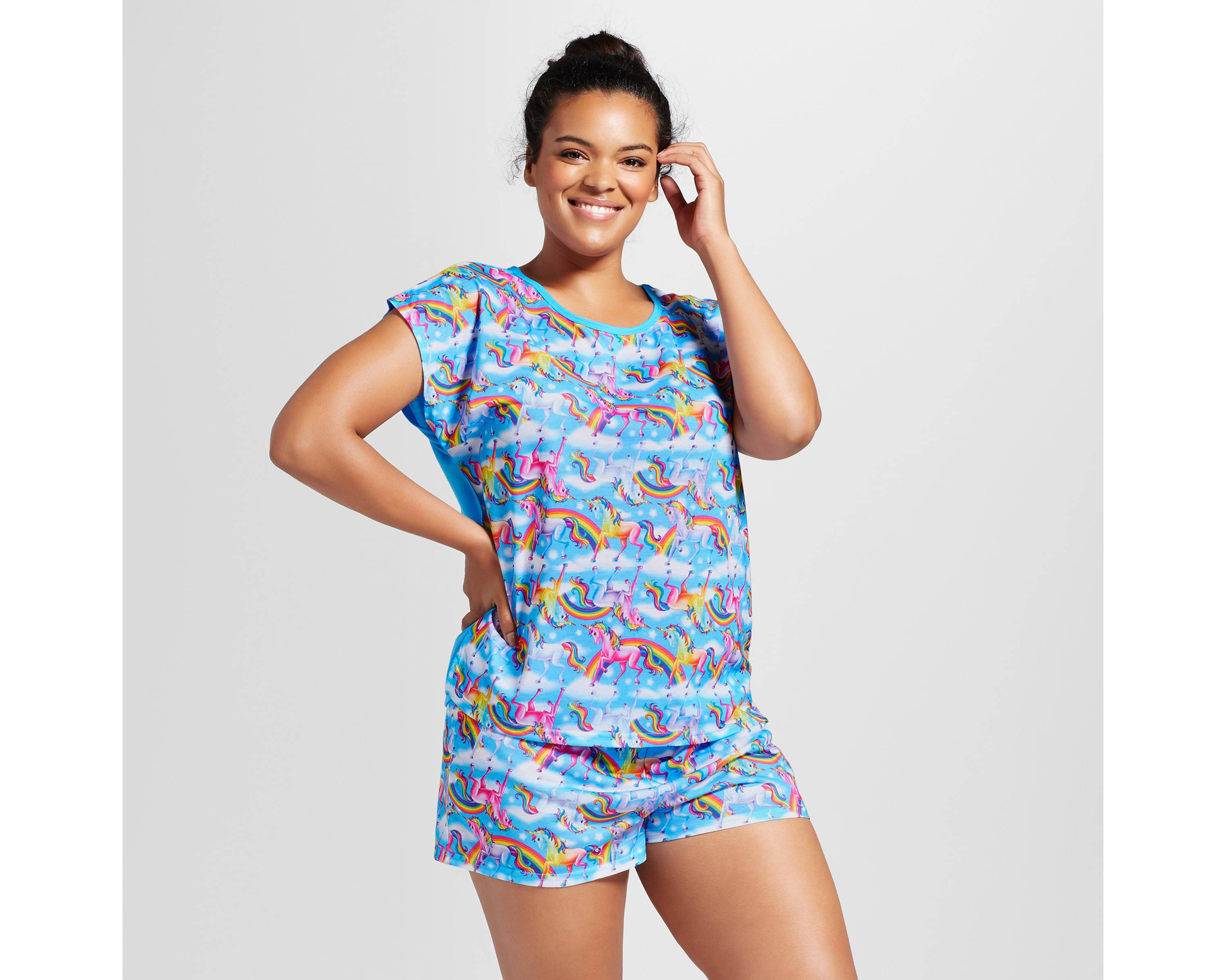 picture Lisa Frank X Target is a 90's Inspired Pajamas Collection