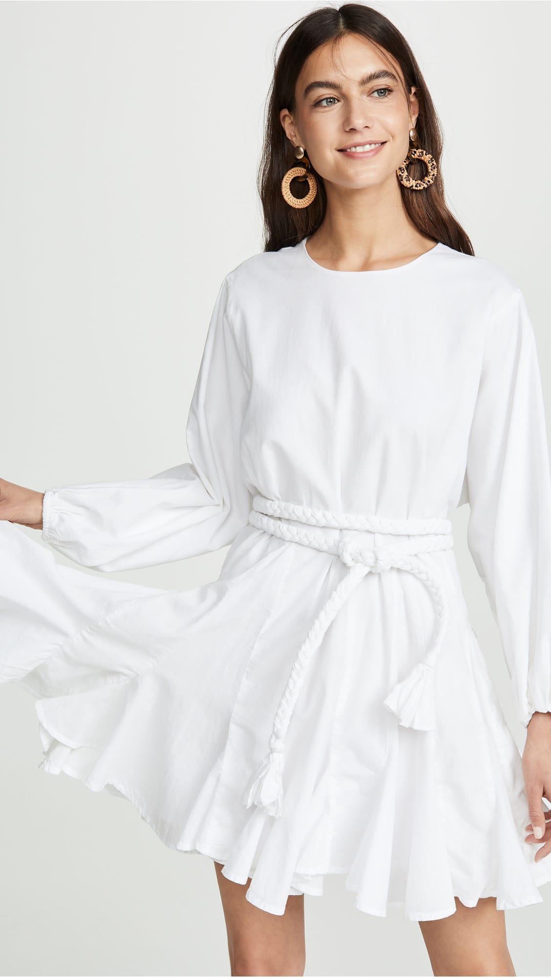 e825a6ae5b Style White Dresses For Women - Summer 2019 Trends