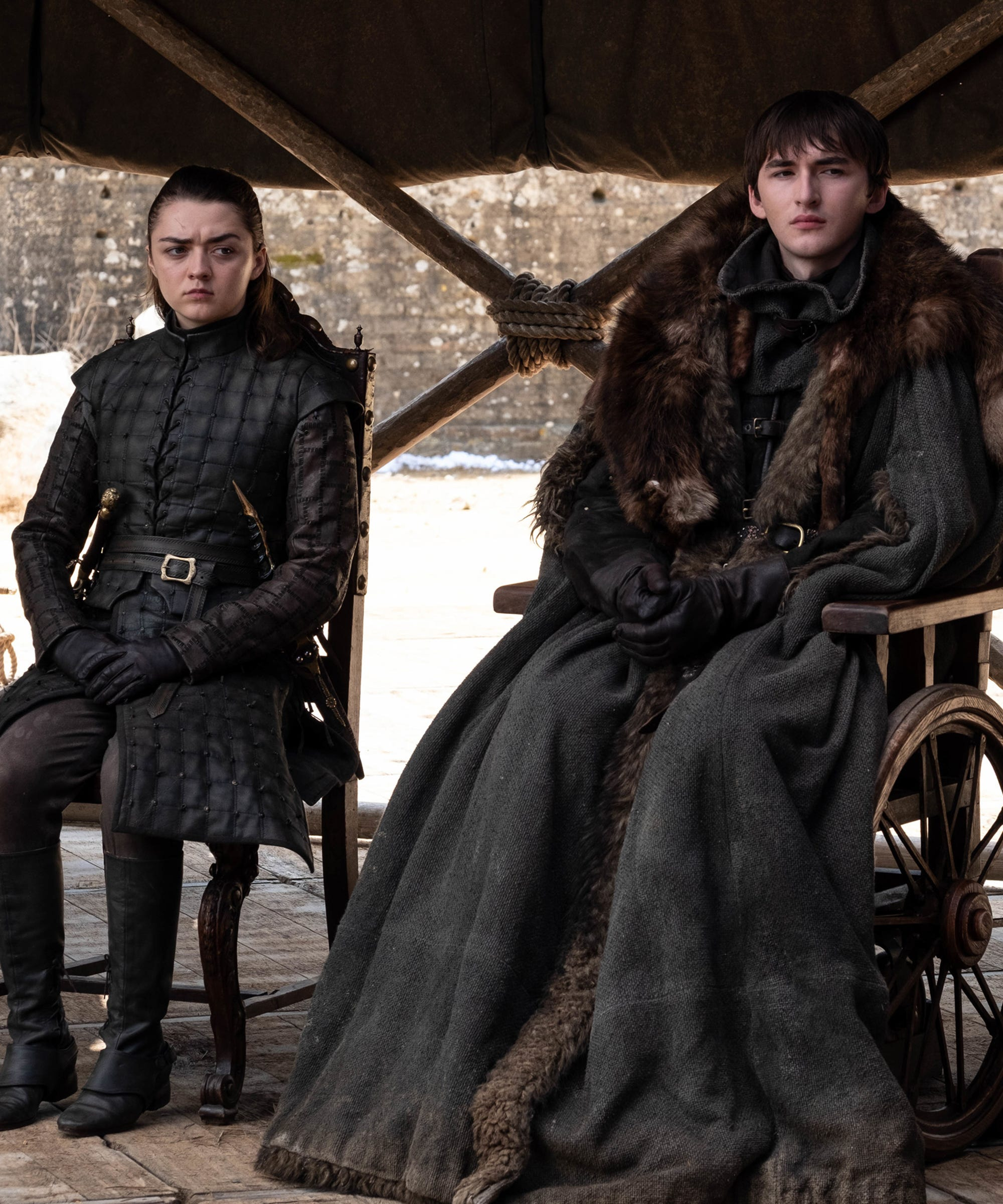 George RR Martin Responds To The GoT Finale Backlash — & If It Affects The Books