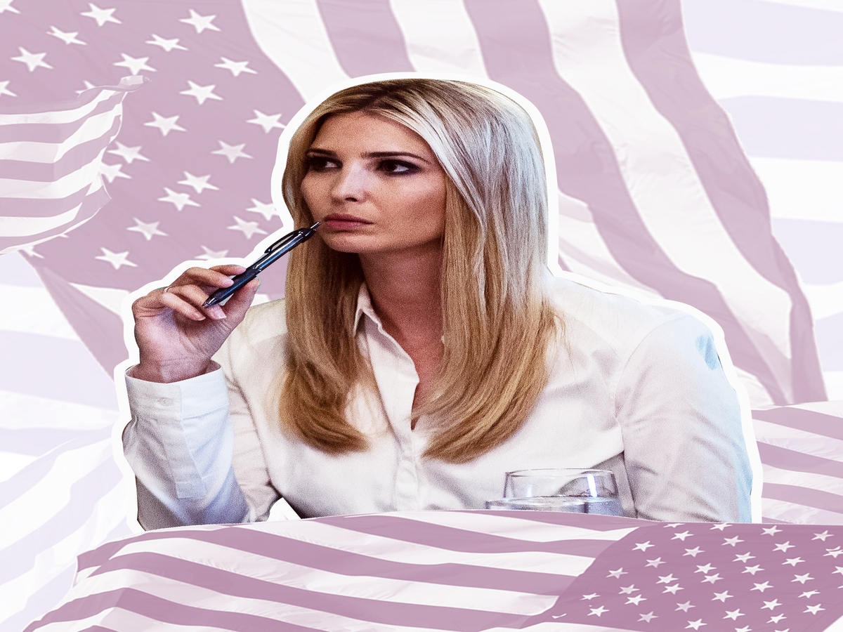 What Ivanka Did This Week: ???
