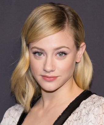 Lili Reinhart at the Paley Fest