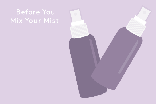 How to make hydrating face mist before we get into mixing ingredients youll need a few spray bottles to keep your face mist in i found clear ones at target for 1 each in the solutioingenieria Gallery