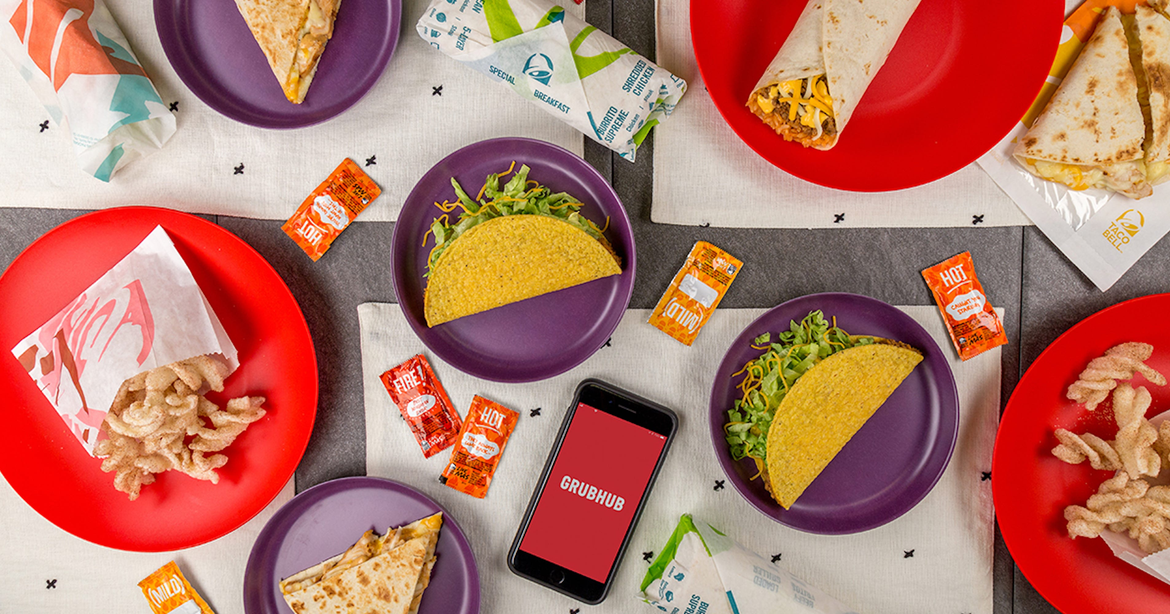 Taco Bell Just Launched Nationwide Delivery & It's Currently Free