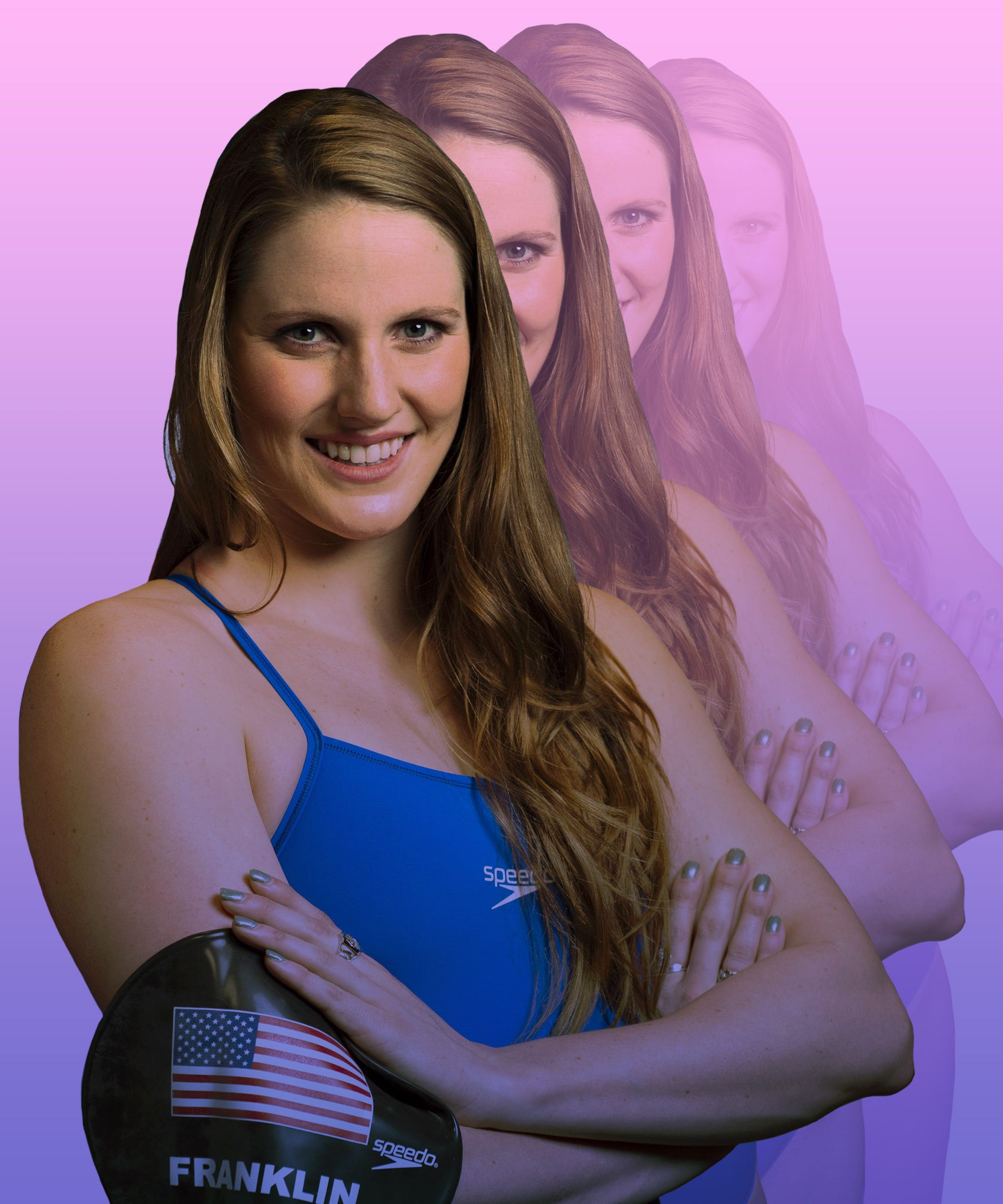 Missy Franklin Will Never Apologize For Her Greatness