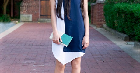 See Color-Blocking Done Right With This Ellsworth Kelly-Inspired Ensemble