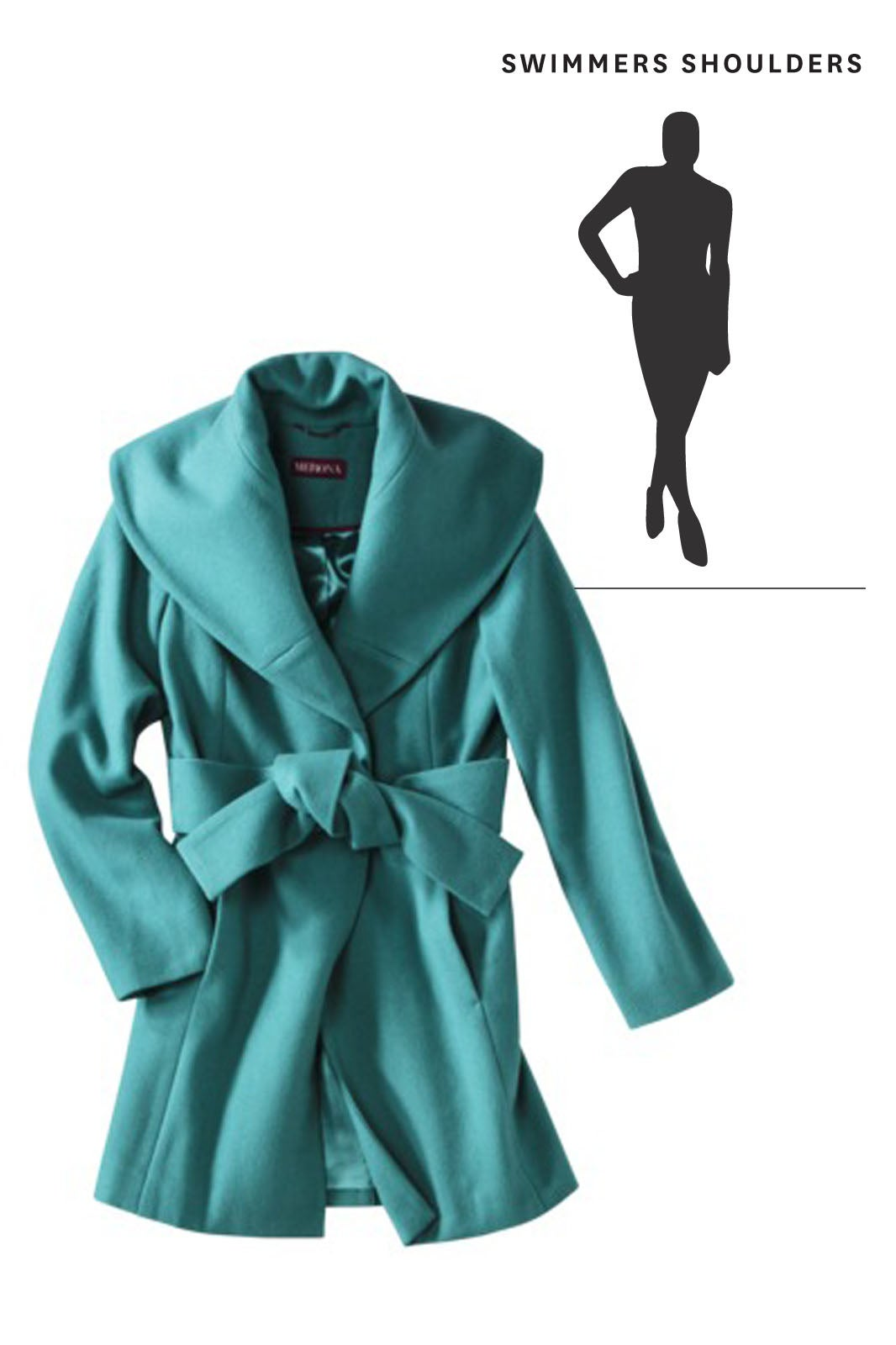 foto Shop Your Shape: The Most Flattering Coats for Your Body Type