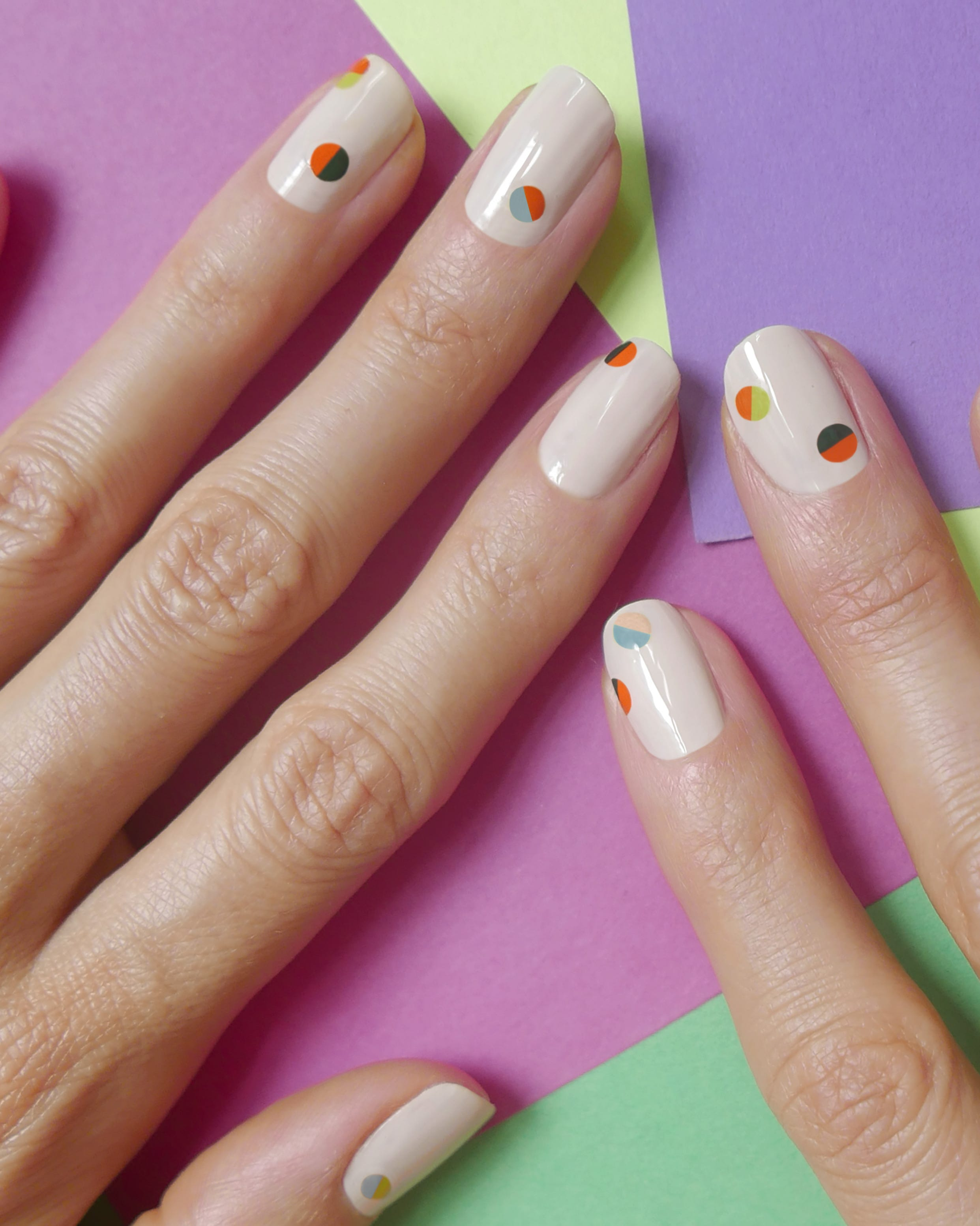 The Spring Nail Art Trends You\'re About to See Everywhere