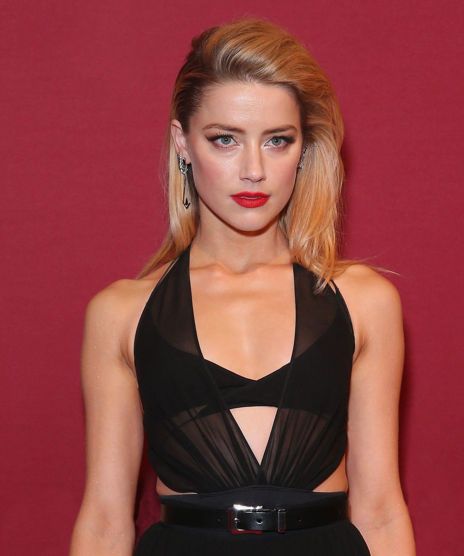 Amber Heard Fantastic Beasts Movie Johnny Depp Response