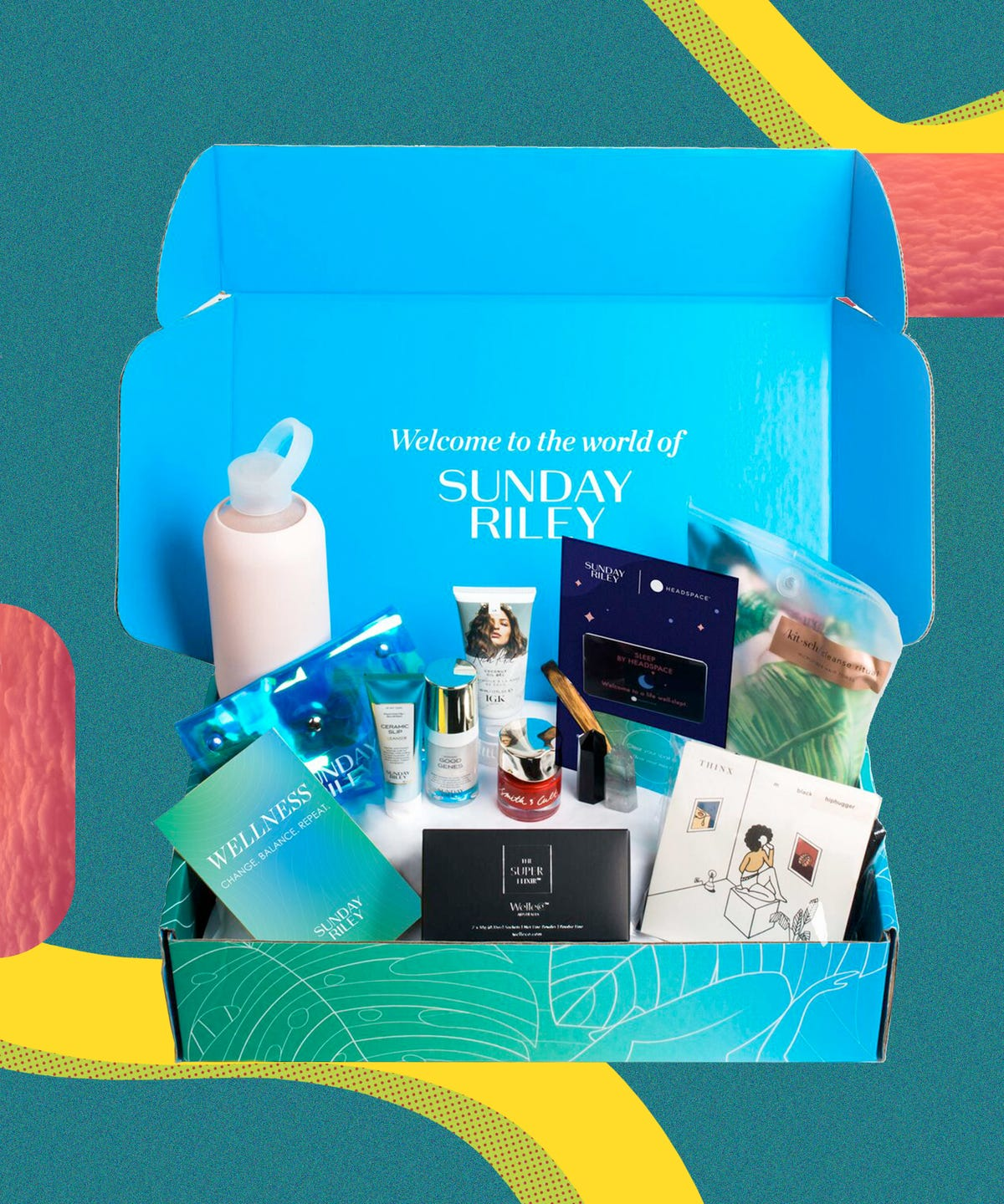 Sunday Riley Subscription Box Is The Coolest New Launch