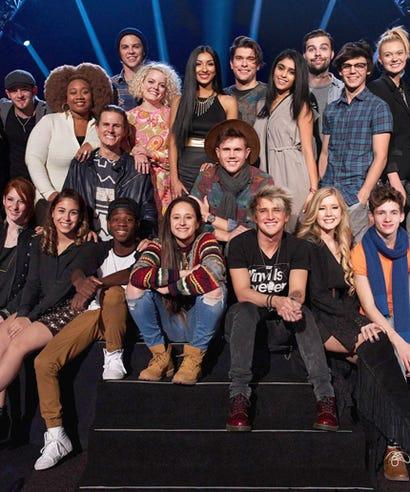 American idol season 15 hollywood week 2 recap american idol hollywood week 2 day 2 recap meet the top 24 m4hsunfo