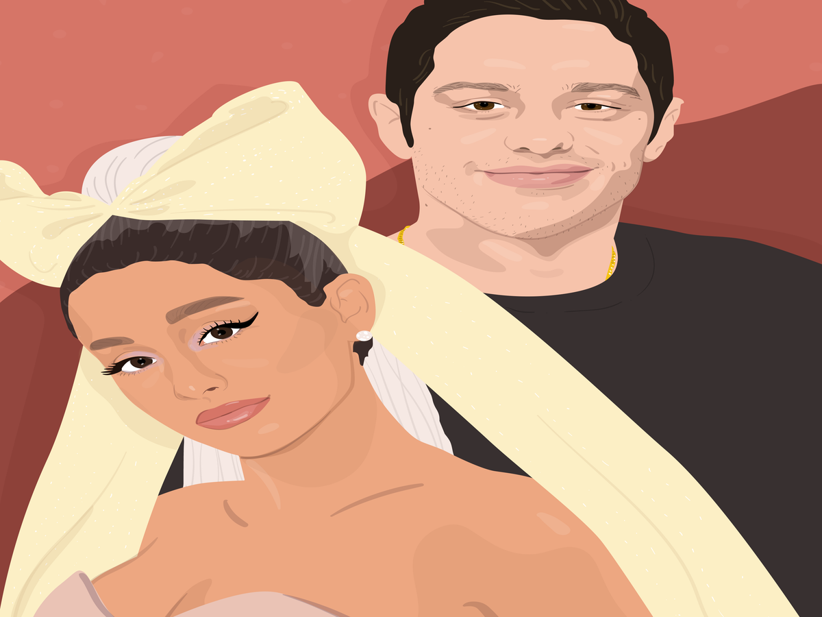 Tattoos Unlock The Mystery Of Ariana Grande & Pete Davidson s Relationship