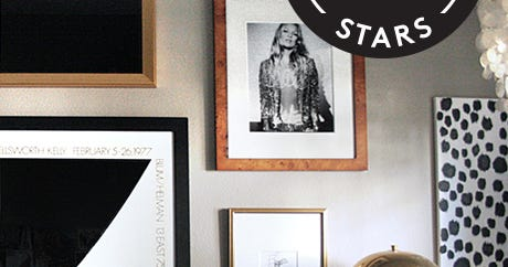 Peek At This Stylish Lady's Insanely Chic Space