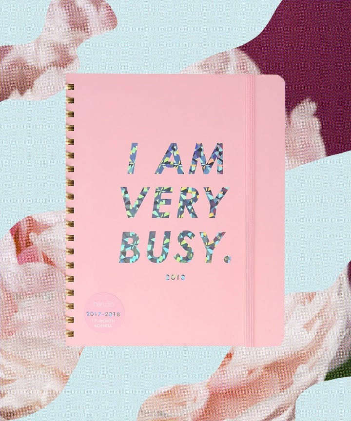 what are your goals for 2018 to dream big do more and actually achieve your resolutions weve got a planner for that or maybe its just to keep all