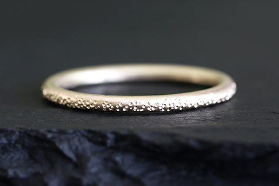 Wedding Bands From Etsy Designers
