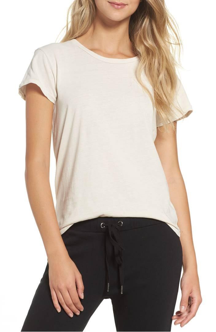 b881264d Best White T Shirts- Gap, Reformation, Everlane, Hanes