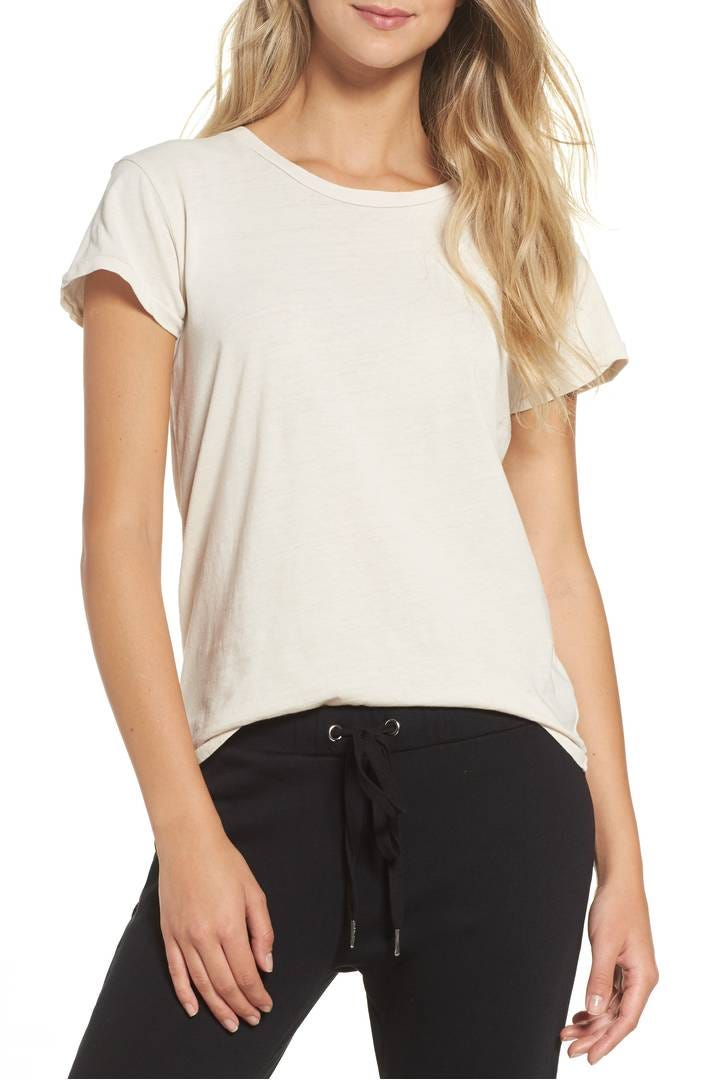 1e2fe0239 Best White T Shirts- Gap, Reformation, Everlane, Hanes