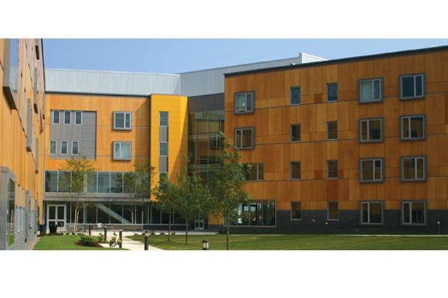 Best College Dorms In America