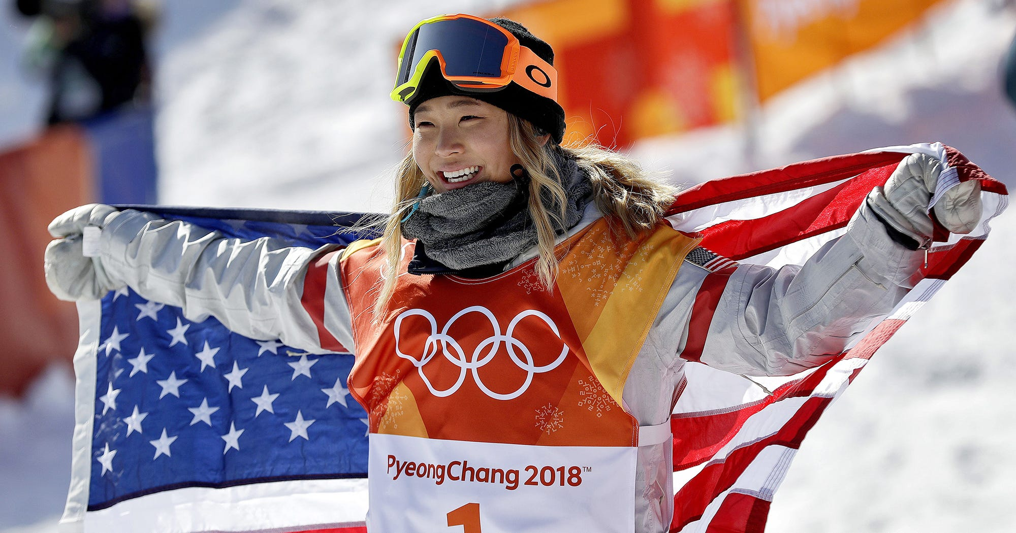 The Trick That Made Chloe Kim's Halfpipe Performance So Epic