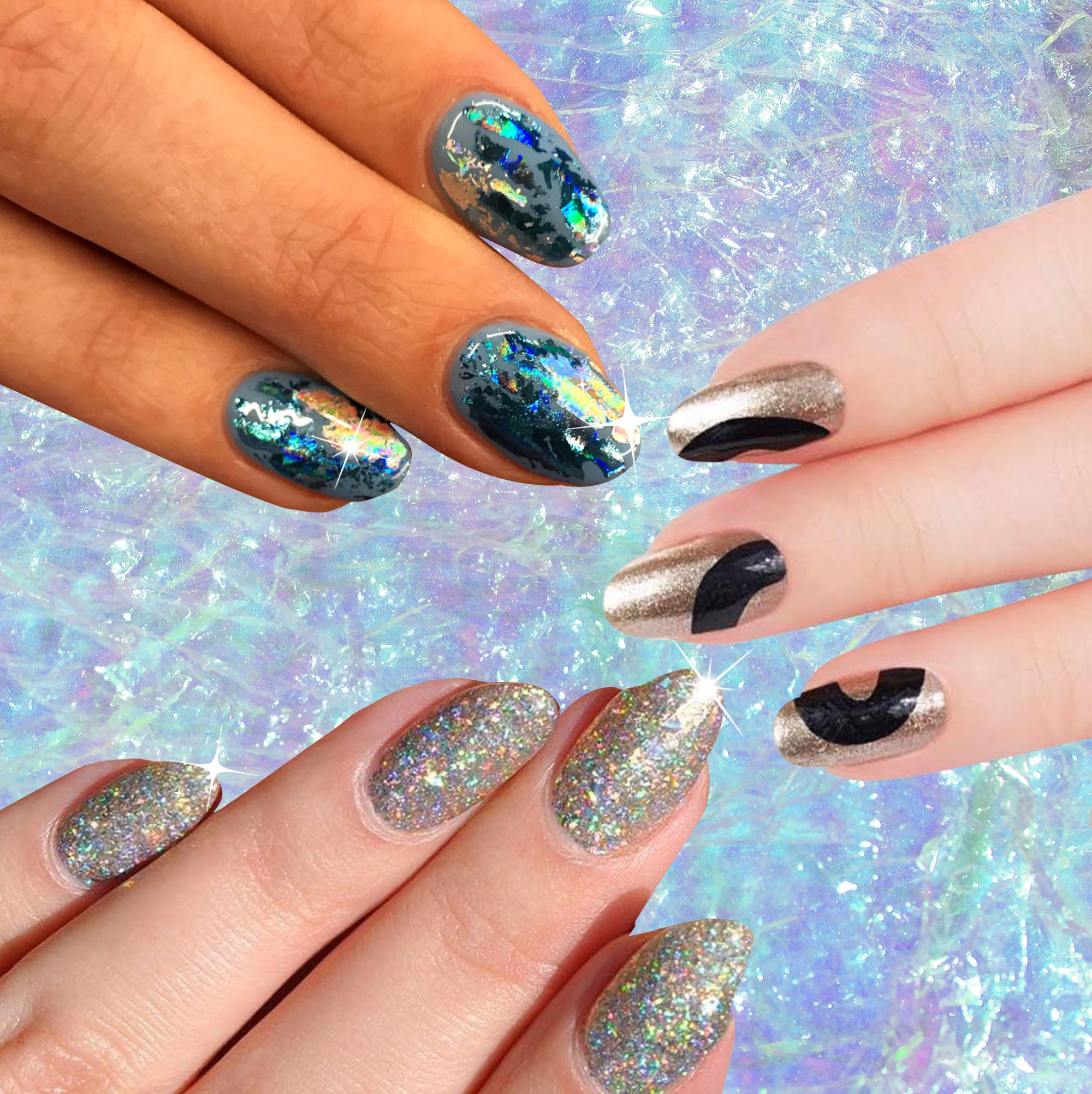 Best Nail Art Instagram Party Nails