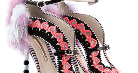Do You Dare To Wear These Sophia Webster Stunners?