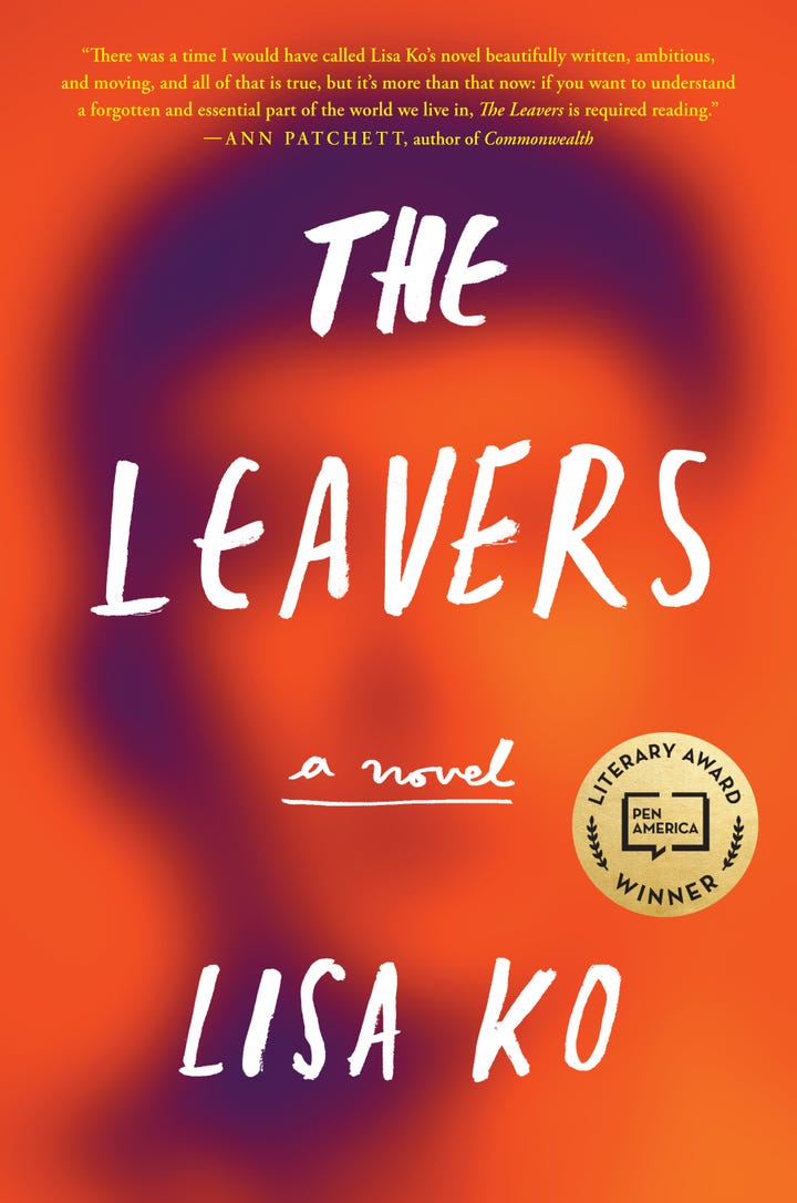 These are the novels we loved last year the leavers fandeluxe Choice Image