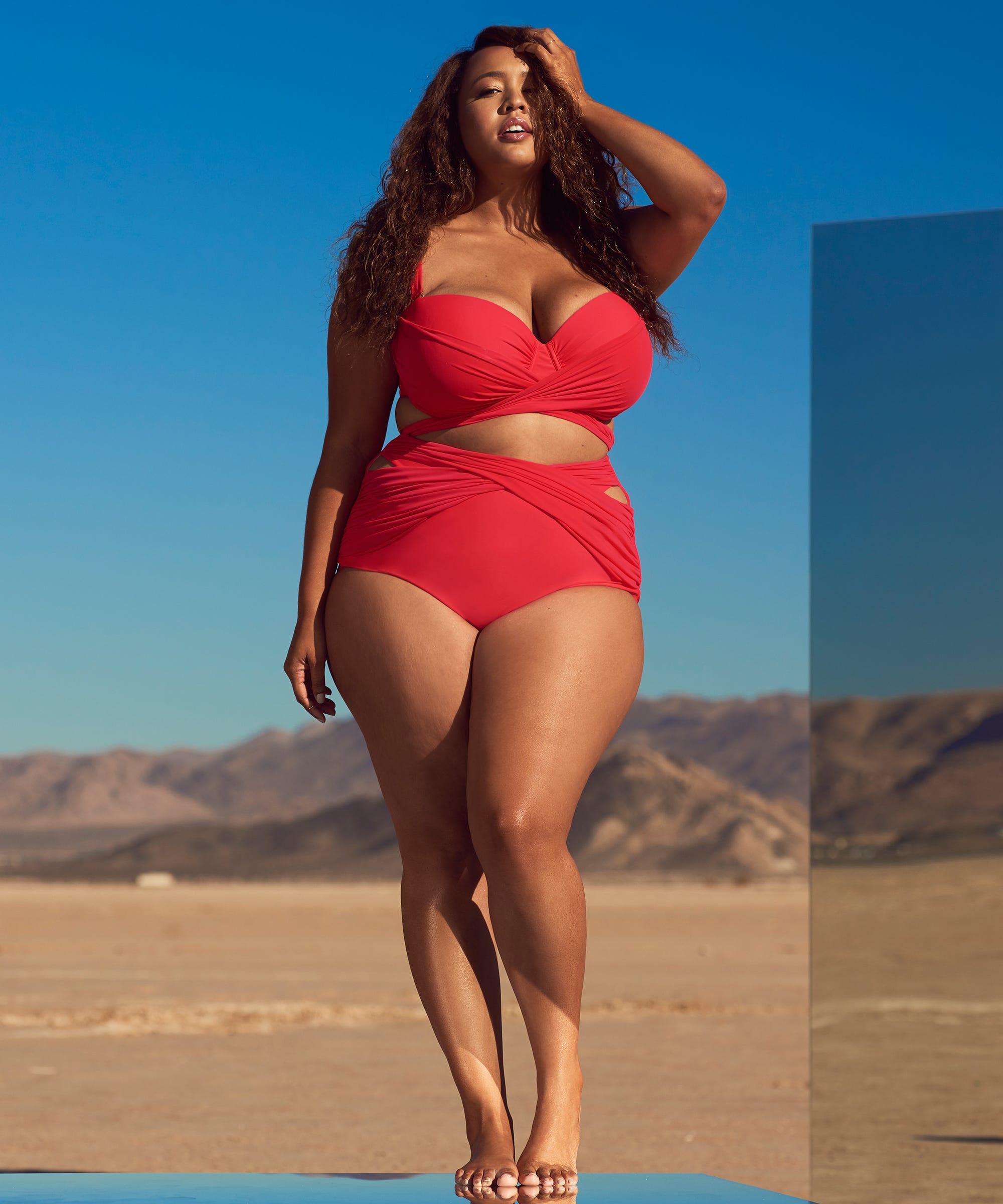 410a983f1ca GabiFresh Swimsuits For All Resort Plus Size Swim