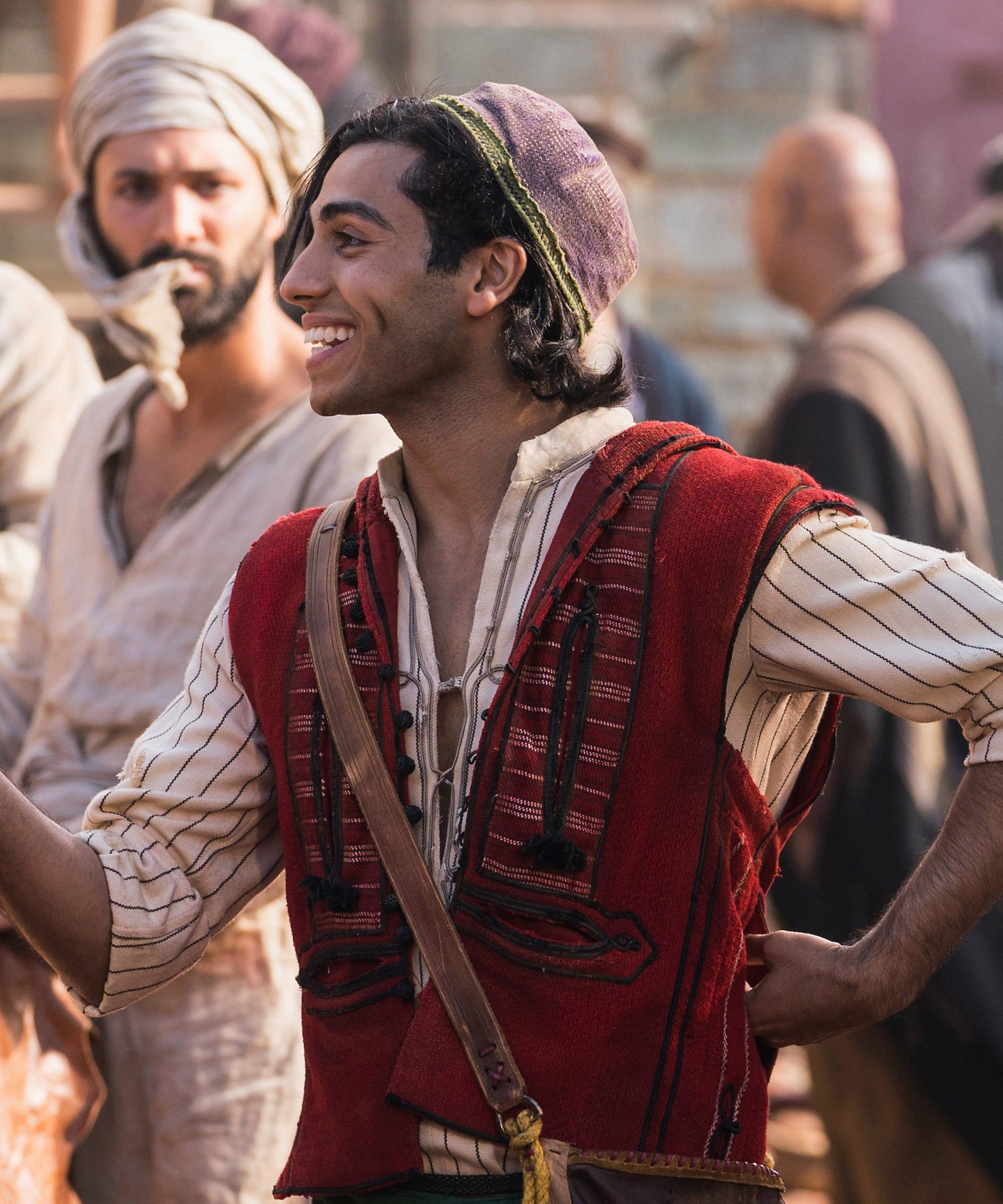 A Very Necessary Primer On Aladdin's Mena Massoud, Your New Favorite Disney Prince