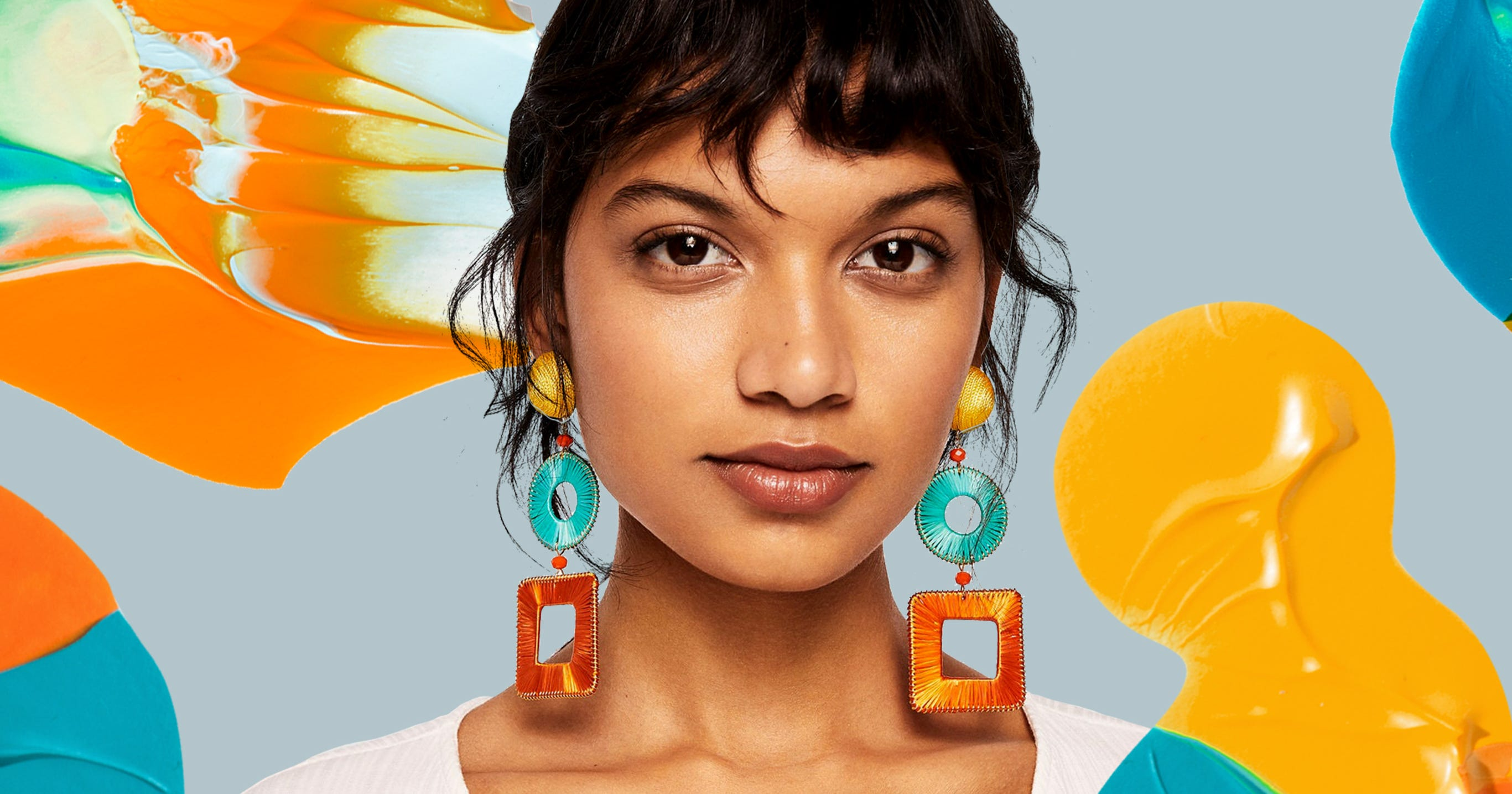 Art Attack: The New Statement Earrings