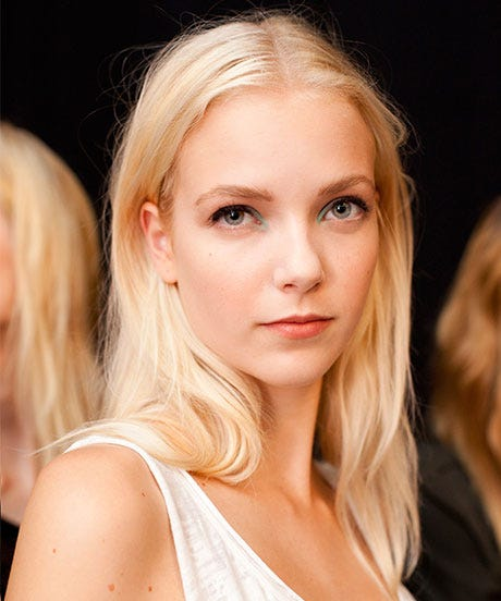 Correct Brassy Tones In Blonde Brunette Hair