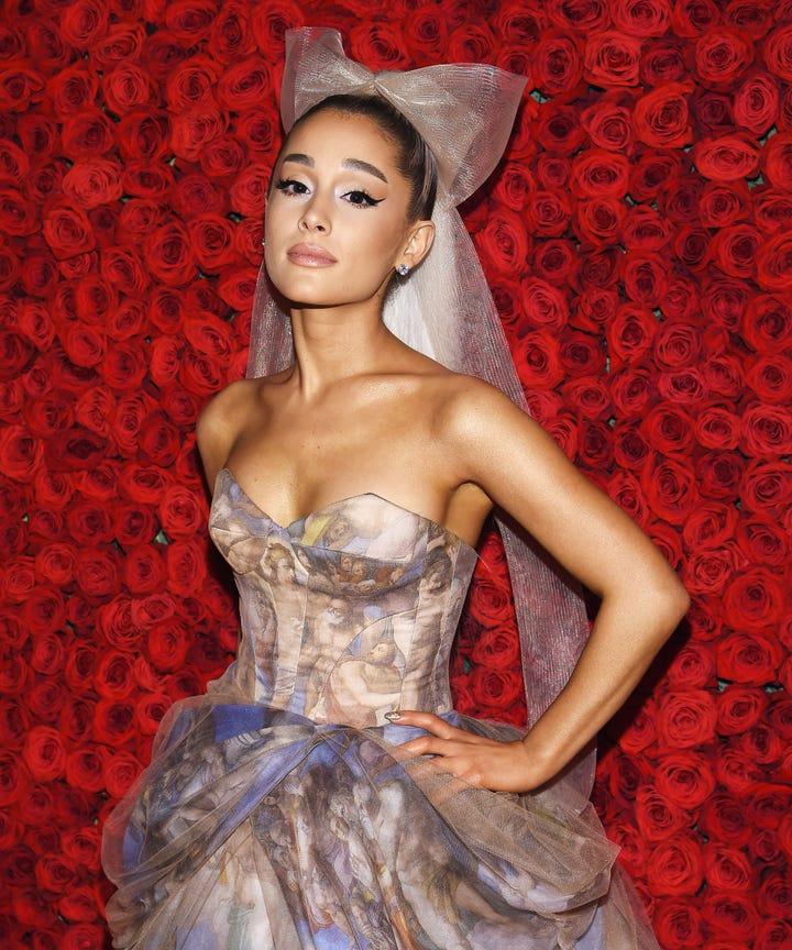 Ariana grande sex video