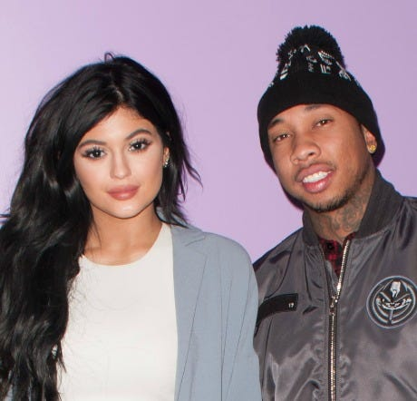 Are Kylie Jenner & Tyga Actually Engaged?