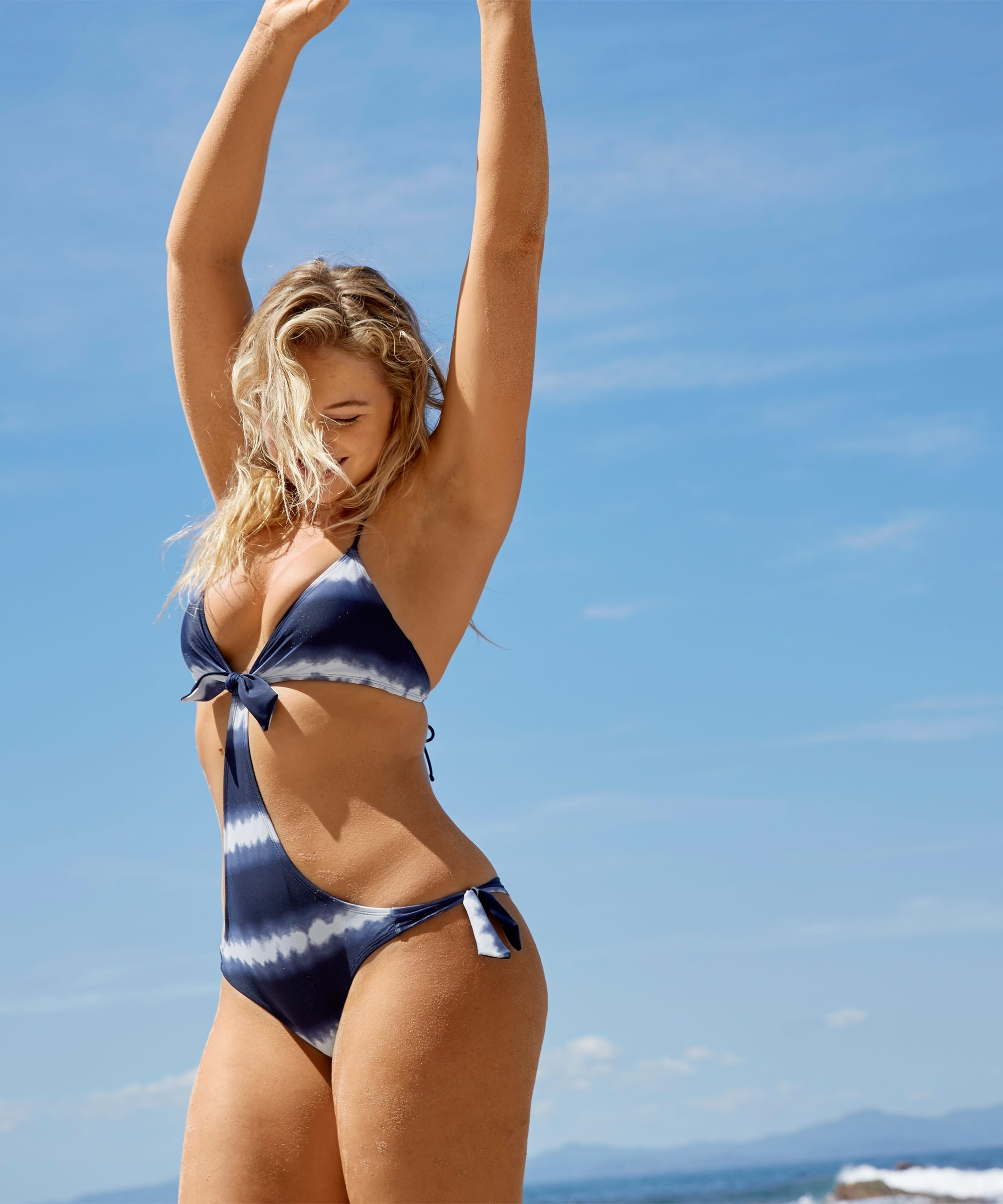 Aerie Iskra Lawrence Swimwear Photos Photoshop Free