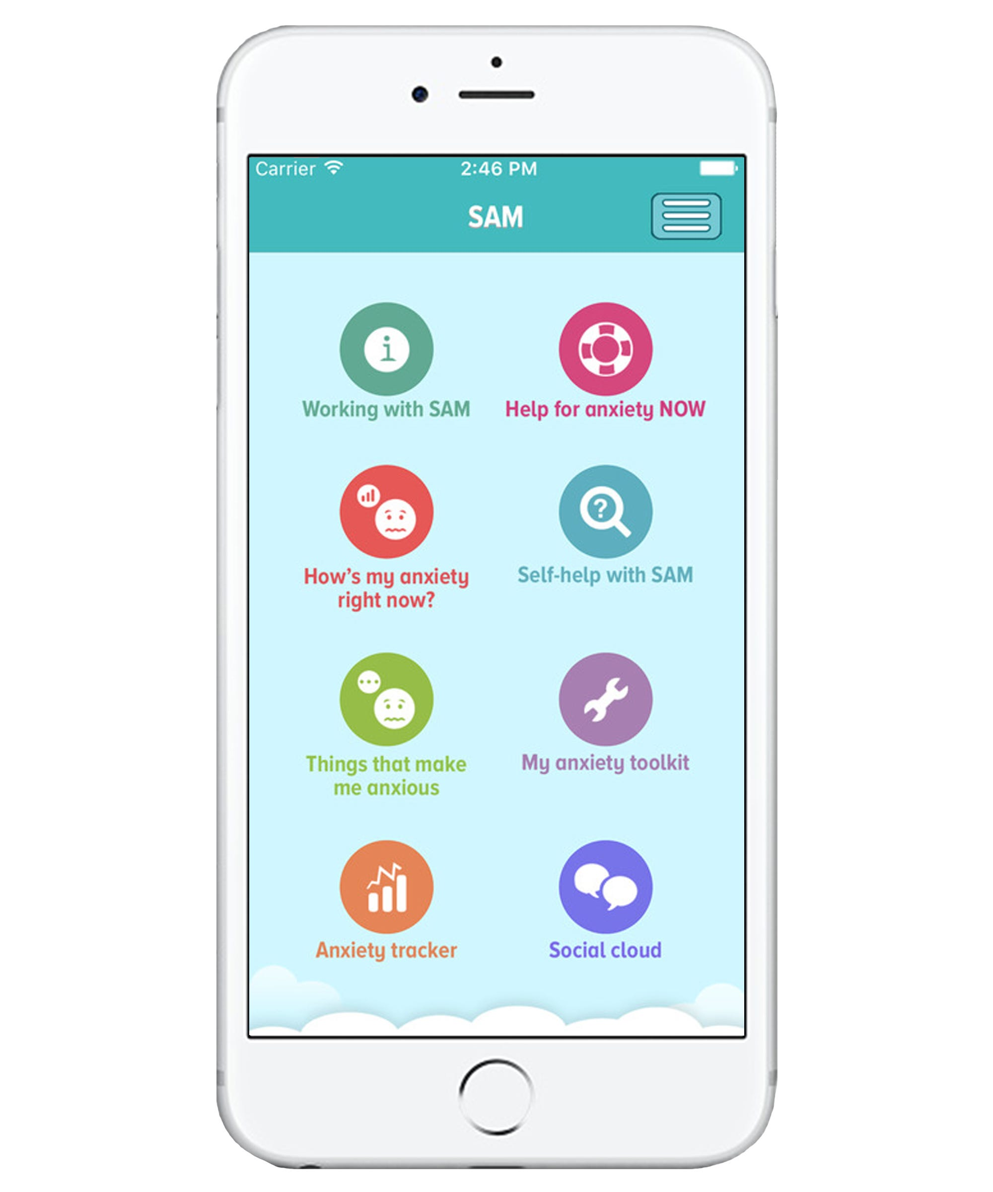 mood tracker apps for anxiety management, stress-relief