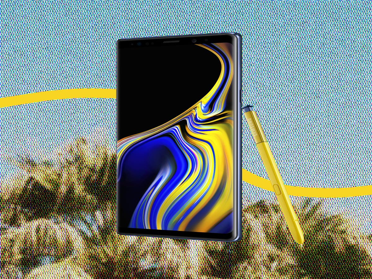 Samsung's Galaxy Note9 Has A Powerful Battery & Lots Of Storage — But It's Pricey