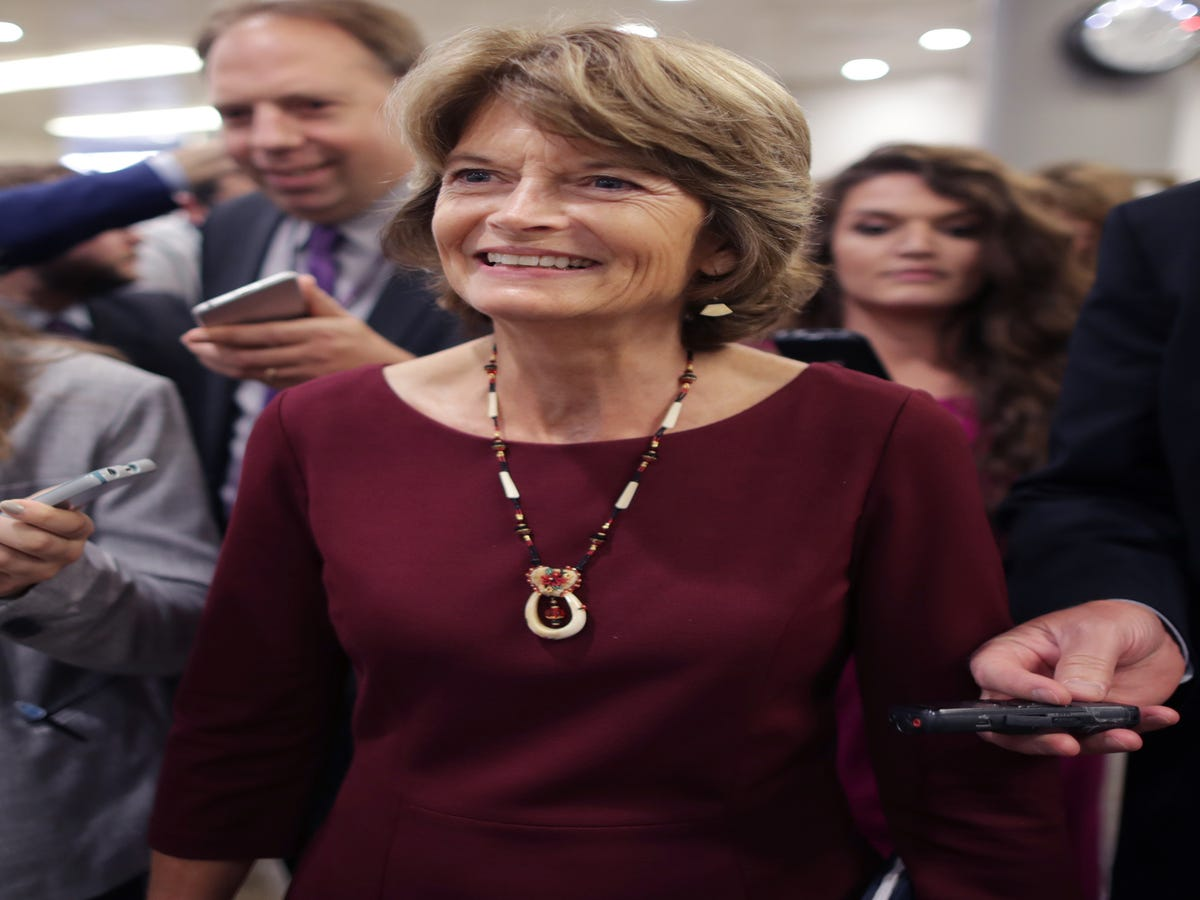 Sen. Lisa Murkowski Will Resurrect Bill To Protect Indigenous Women Against Violence