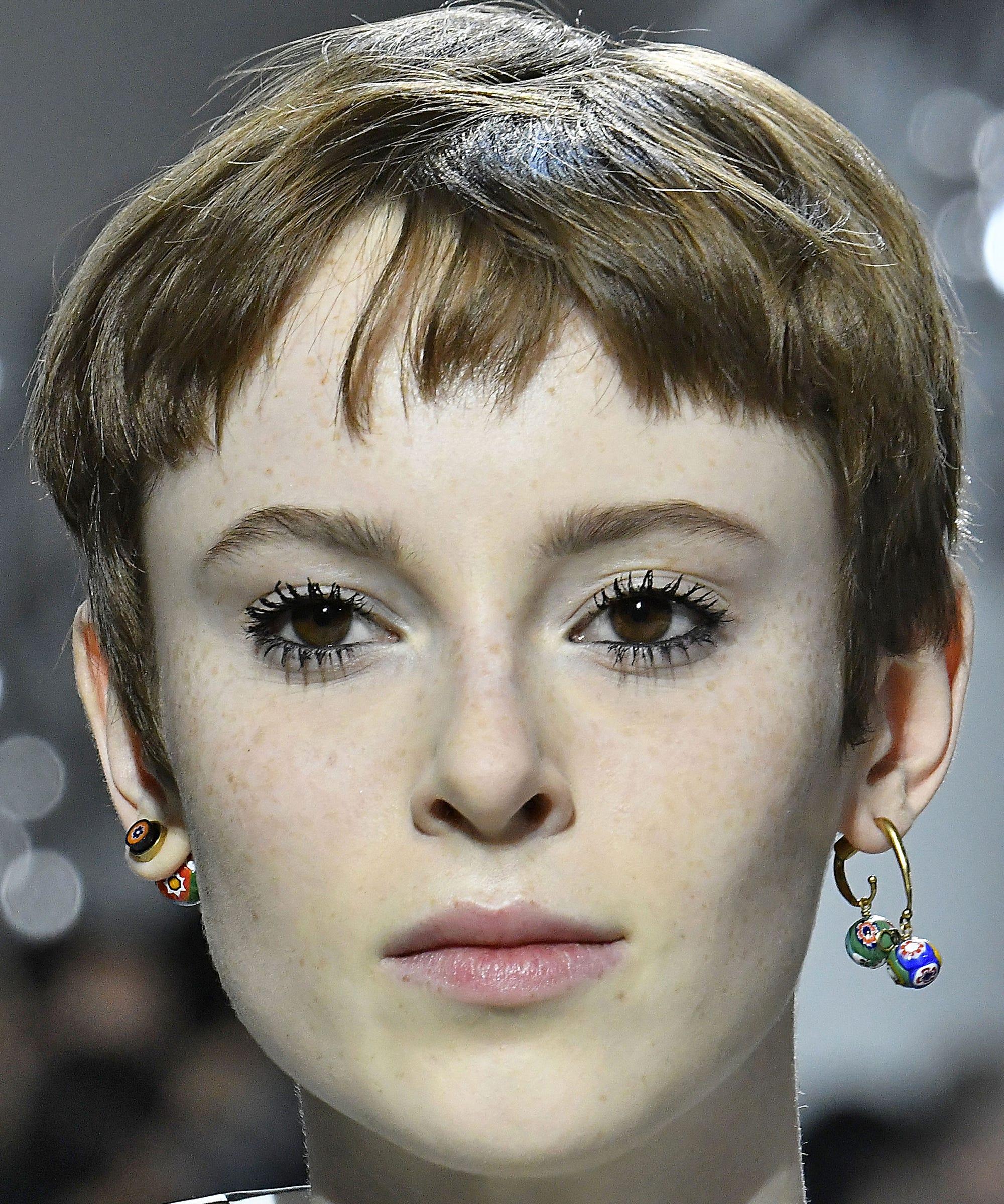 Kurzhaarfrisuren Pixie Cuts Für Alle Haarstrukturen