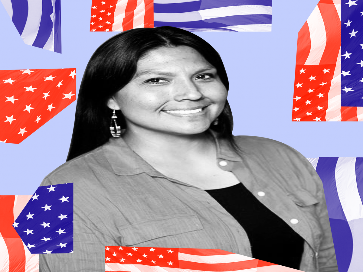 Tatewin Means Wants To Be The First Native American Woman Attorney General