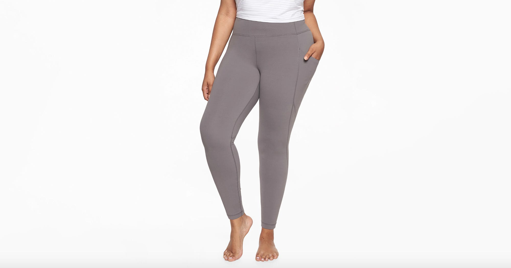 7b4b56310b16c Workout Leggings With Pockets On The Side For Phone