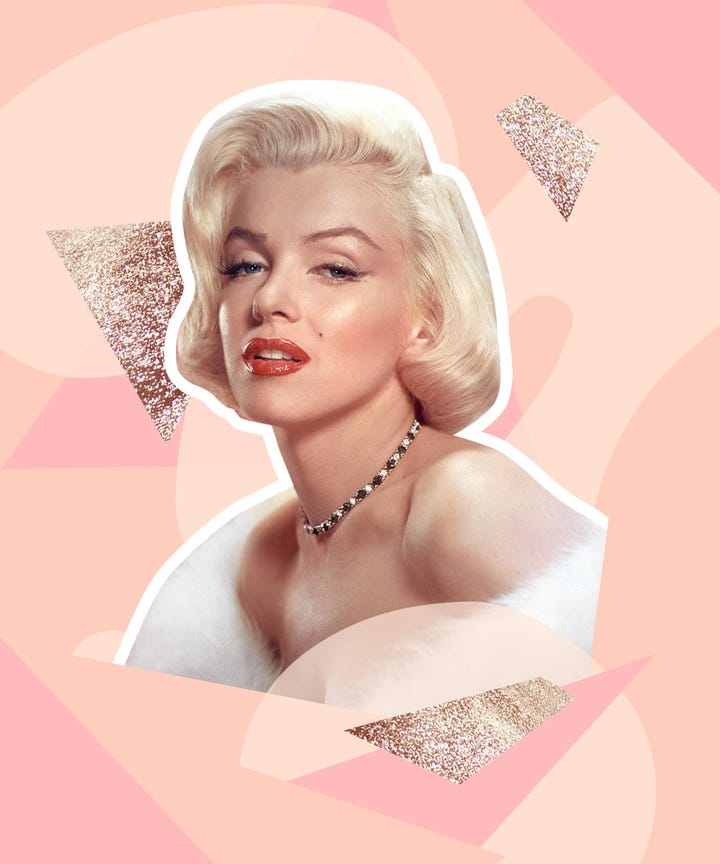 Marilyn Monroe Hair Makeup Beauty Routine Experiment