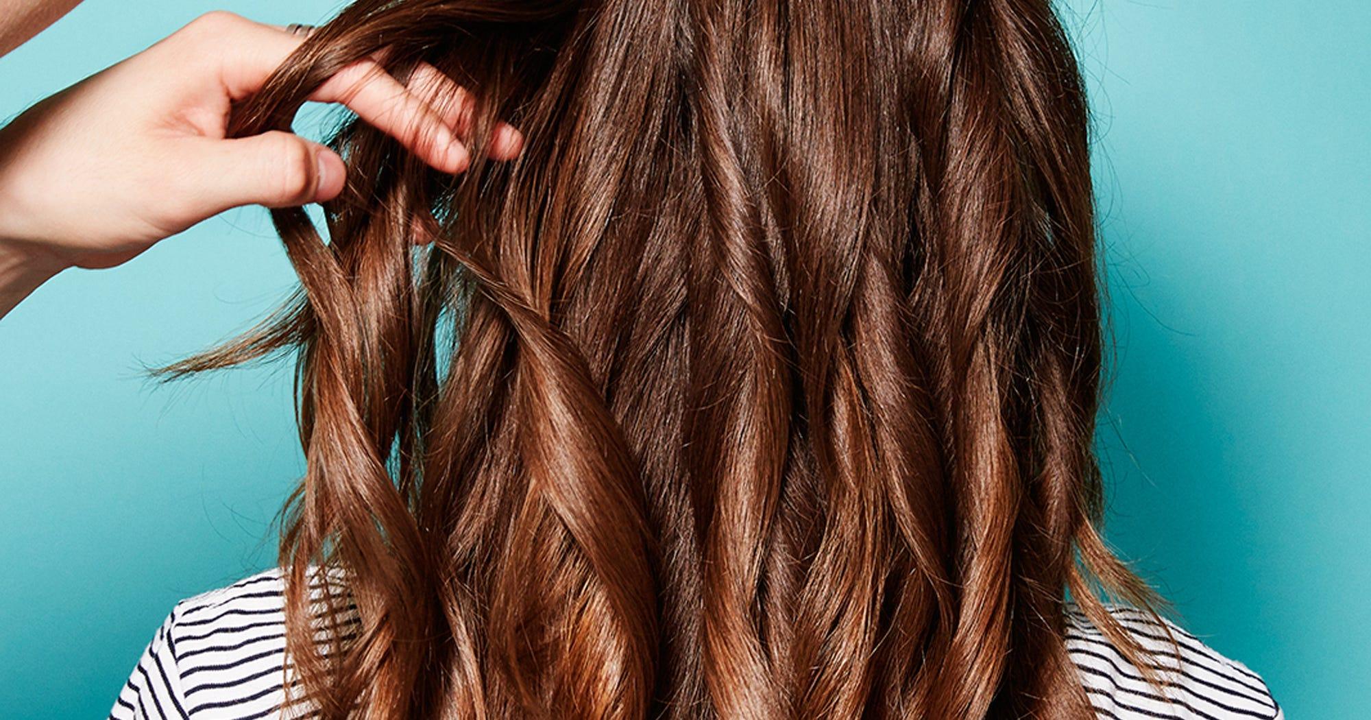 Lange haare verknoten schnell