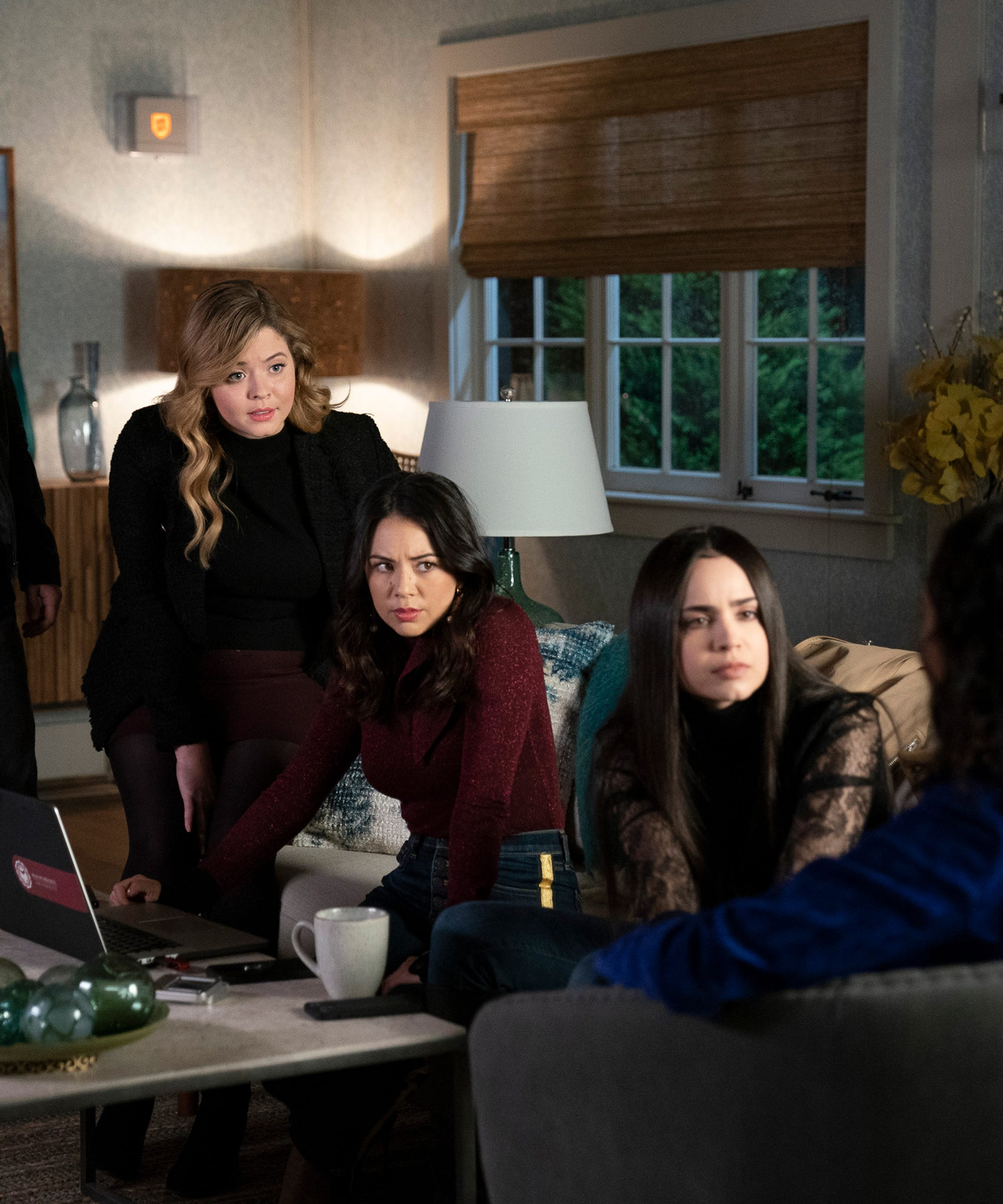Is The Professor The New A? The PLL: The Perfectionists Creator Weighs In On That Twisted Finale