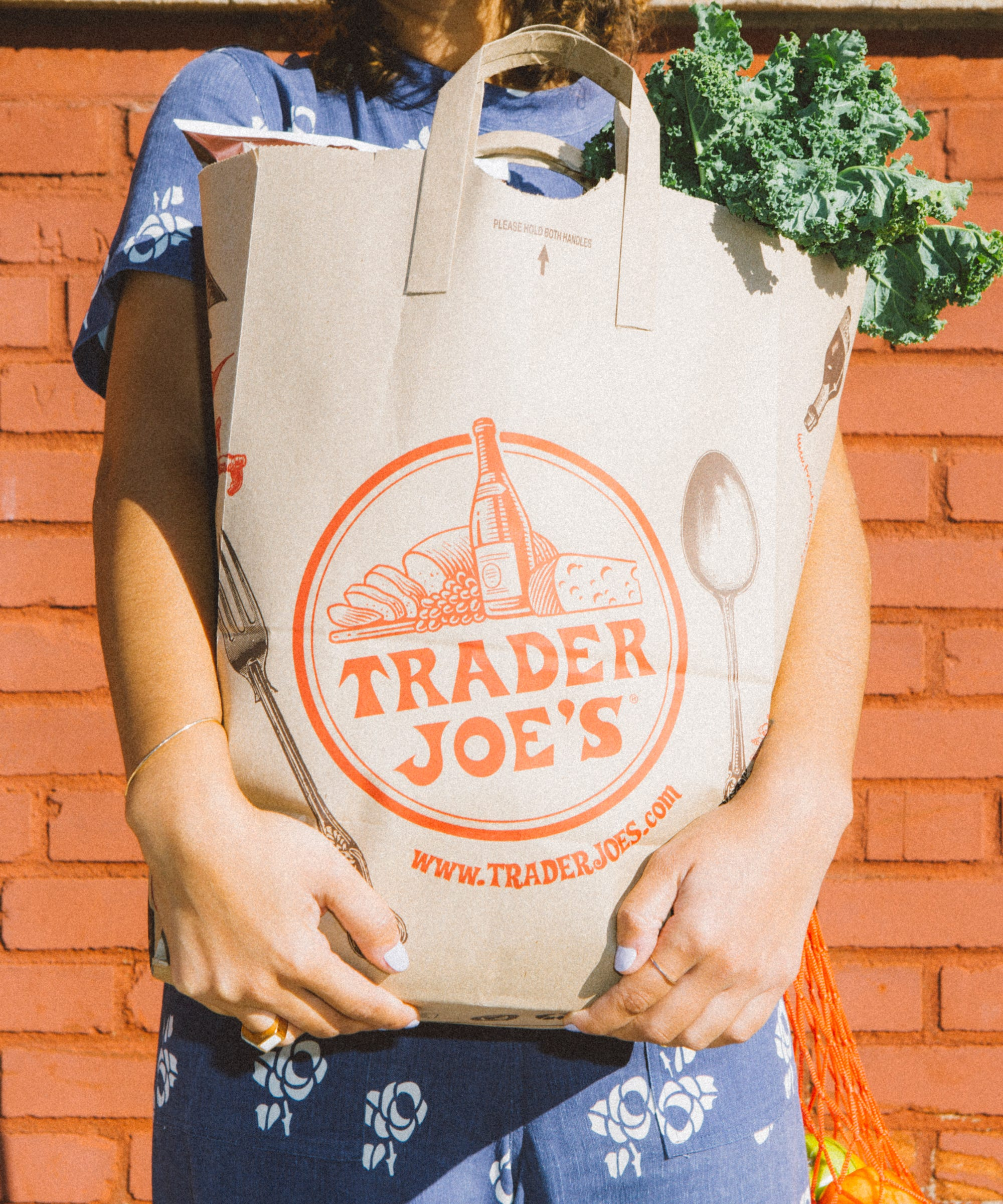 How To Throw A 4th Of July Cookout With $40 Worth Of Trader Joe's Food