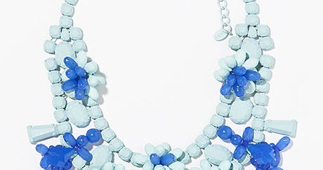 16 Candy-Colored Necklaces For Spring